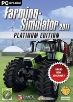 Foto van Farming Simulator 2011 - Platinum Edition