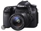 Canon EOS 70D + 18-55 mm IS STM - Spiegelreflexcamera