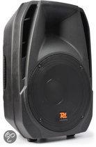 Power Dynamics - PDA-12A MP3 - Actieve PA Luidspreker - Zwart