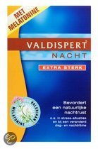 Valdispert Nacht Extra Sterk - 40 dragees