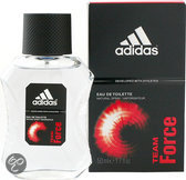 Adidas Team Force for Men - 50 ml - Eau de Toilette