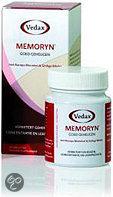 Vedax Memoryn Goed Geheugen - 60 Tabletten - Voedingssupplement