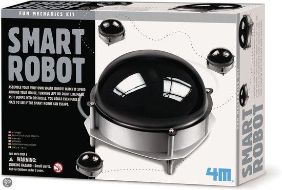 4M Fun Mechanics Kit - Smart Robot