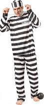 Luxe Gevangene Jackson - Kostuum - Maat M/L - Zwart