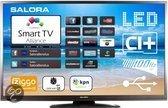 Salora 40LED8100CS - Led-tv - 40 inch - Full HD - Smart tv - Zwart