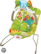 Fisher Price Rainforest Friends Luxe Wipstoeltje