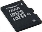 Kingston microSDHC-kaart 16GB