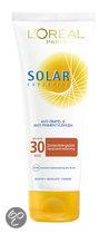 L'Oréal Paris Solar Expertise SPF 30 Anti-rimpel & Anti-pigmentvlekken gezicht - 75 ml - Zonnebrandcrème