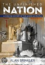 The Unfinished Nation, Volume 1