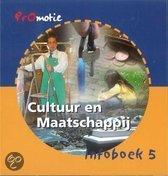 Promotie cultuur en maatschappij / 5 / deel Infoboek