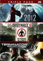 2012 / District 9 / Terminator 4 - Salvation