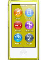 Apple iPod nano - MP4-speler - 16 GB - Geel