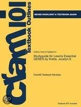 9781478431534 - Cram101 Textbook Reviews & Jocelyn E. Krebs - Studyguide for Lewins Essential GENES by Jocelyn E. Krebs, ISBN 9781449644796