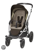 Maxi Cosi Mura Plus 4 Wandelwagen - Earth Brown - 2015