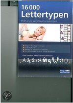 Easy Computing 16.000 Lettertypen