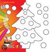 Kerstboom puzzels