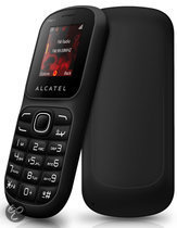 Alcatel One Touch 217D - Zwart / Dual Sim