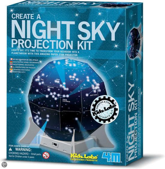 4M Kidzlabs Space Maak Je Sterrenhemel