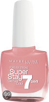 Maybelline SuperStay/Forever Strong - 135 Nude Rose - Roze - Nagellak