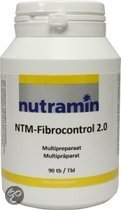 Nutramin NTM Fibrocontrol 2.0 - 90 Tabletten - Voedingssupplement