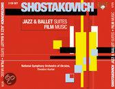Sjostakovitsj - Jazz & Ballet Suites, Film Music (3CD)