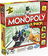 Monopoly Junior - Bordspel