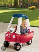 Little Tikes Royal Cozy Coupe - Loopauto