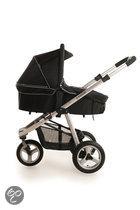 Titanium Baby - Kinderwagen Viper - Zwart