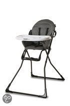 Titaniumbaby - Kinderstoel iDinner! - Donkergrijs