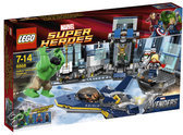 LEGO Hulk's Helitransport - 6868