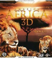 Wild Africa (3D Blue-ray)