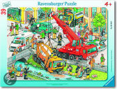 Ravensburger Raampuzzel Hulpdiensten