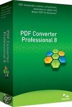 Nuance PDF Converter Professional 8.0 - Nederlands