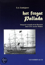 Het fregat Pallada