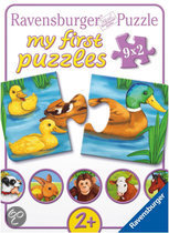 Ravensburger My First Puzzle - Lieve Dieren