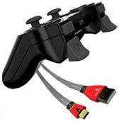 Foto van Play & Charge Usb Cable + Triggers Kit