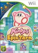 Foto van Kirby's Epic Yarn