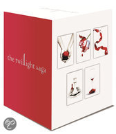 The Twilight Saga boxset (1-5)