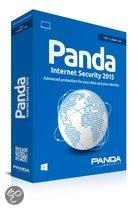 Panda Internet Security 2015 - Nederlands / Frans / 1 Gebruiker / 1 Jaar/ Productcode zonder DVD