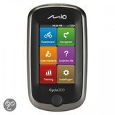 Mio Cyclo 300 - Fietsnavigatie - 3 inch scherm