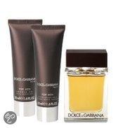 Dolce & Gabbana Geurengeschenksets The One For Men Geschenkset