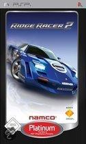 Ridge Racer 2 Platinum Sony - Essentials Edition
