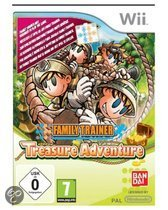 Foto van Family Trainer, Treasure Adventure  Wii
