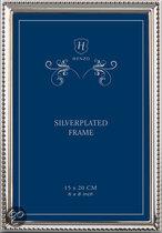 Henzo Cambridge - Fotolijst - Fotomaat 15x20 cm - Zilver