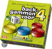 Backgammon Voor 4