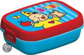 Bumba Lunchbox Rood/Blauw