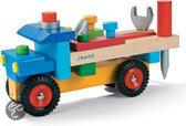 Trekfiguur vrachtwagen+accessoires