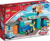 LEGO Duplo Planes De Vliegschool van Skipper - 10511