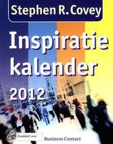 Inspiratiekalender  / 2012