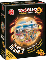 Wasgij Original 2 - Happy Holidays